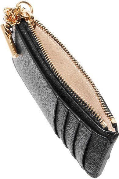 tarjeta Chloé de Textured Drew Leather Titular Lovely la 1qvpWg