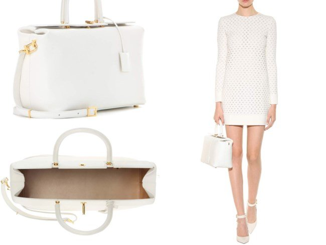 TOM FORD INDIA LEATHER BAG