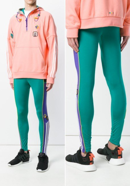 ADIDAS BY PHARRELL WILLIAMS Pharrell Williams Hu Hiking leggings