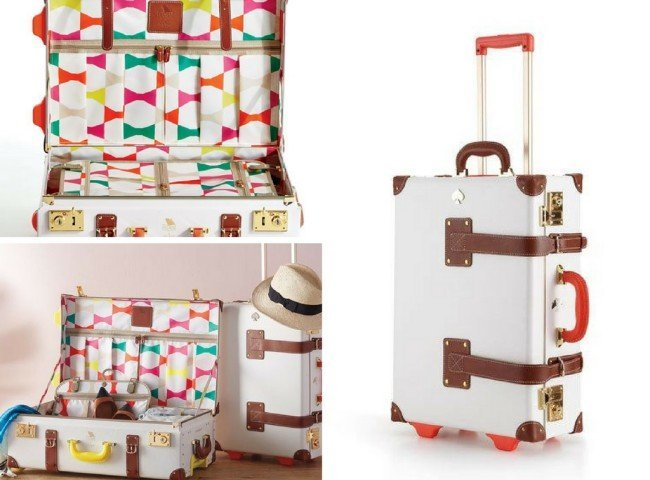 kate spade new york New Yorker Carry-On Luggage