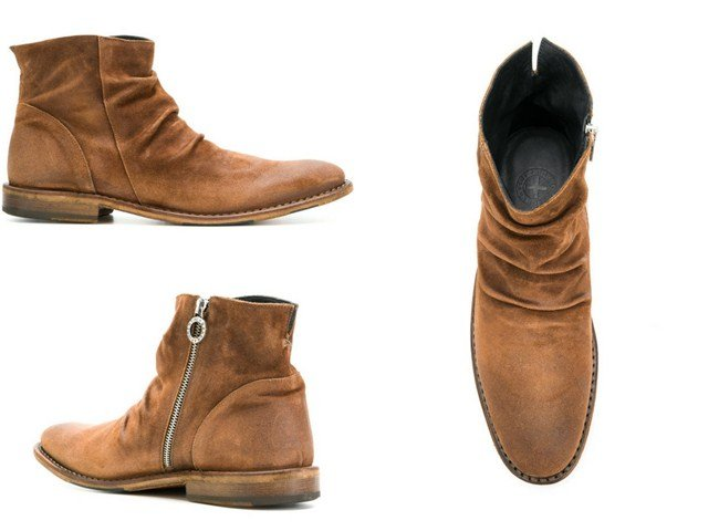 Fiorentini + Baker Dylan ankle boots