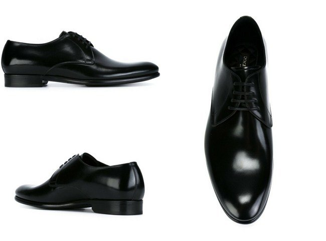 Dolce & Gabbana casual derby shoes