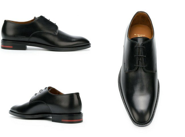 Givenchy hell counter derbies