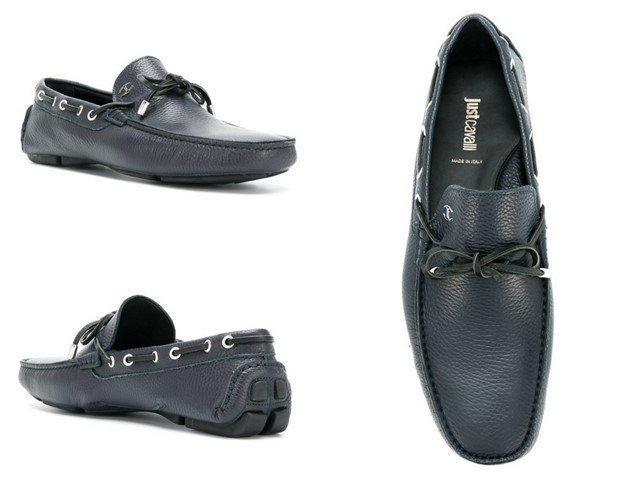 JUST CAVALLI boat shoes