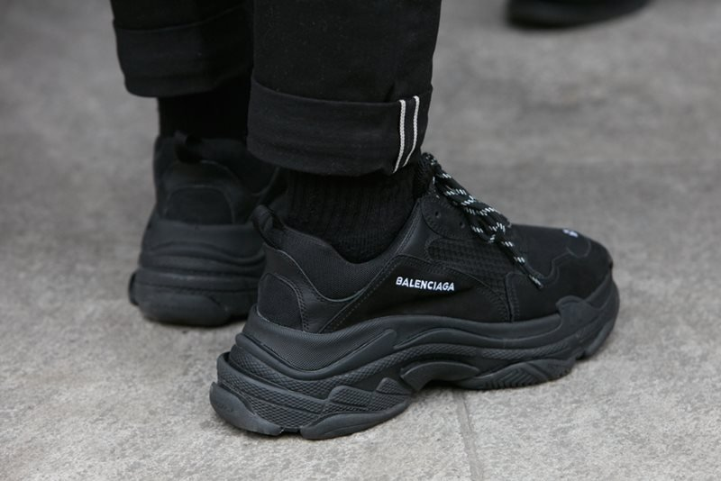 9cdc2d5658802 33 of the Best Black Designer Sneakers for Men in 2018