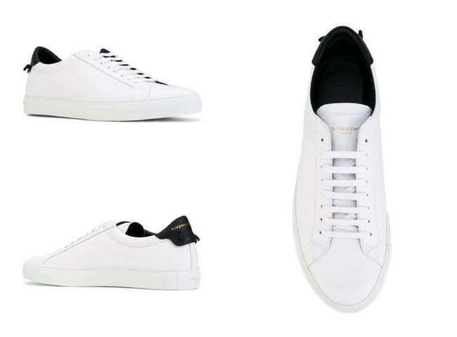 GIVENCHY low-top sneakers