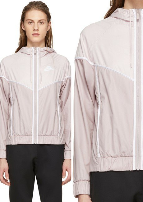 Nike Pink Windrunner Jacket