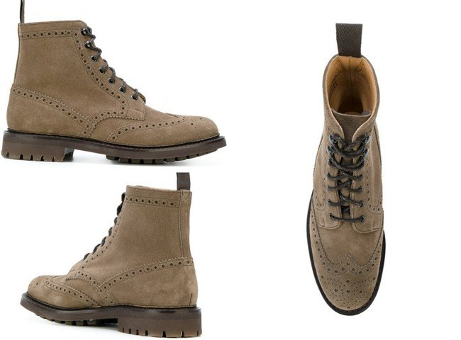 CHURCH'S McFarlane 2 lace-up boots