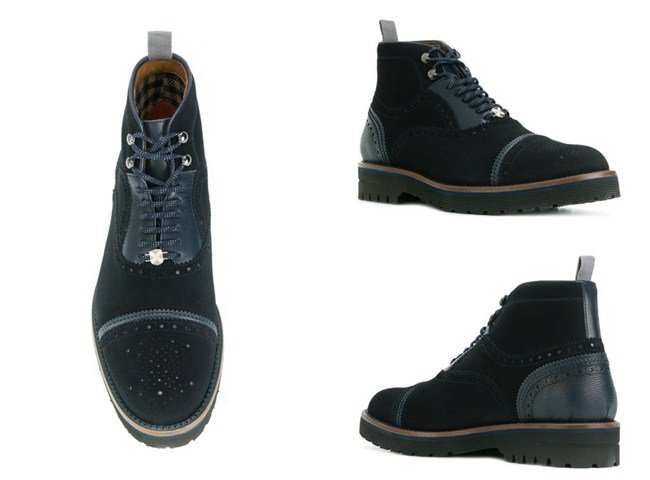 BRIMARTS lace up ankle boots