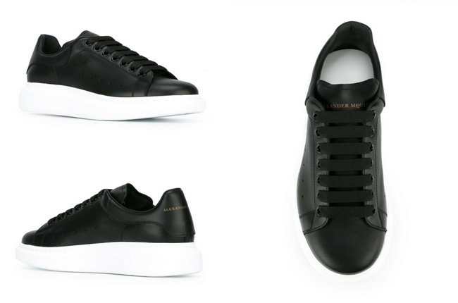 7855dc1b77d 33 of the Best Black Designer Sneakers for Men in 2018