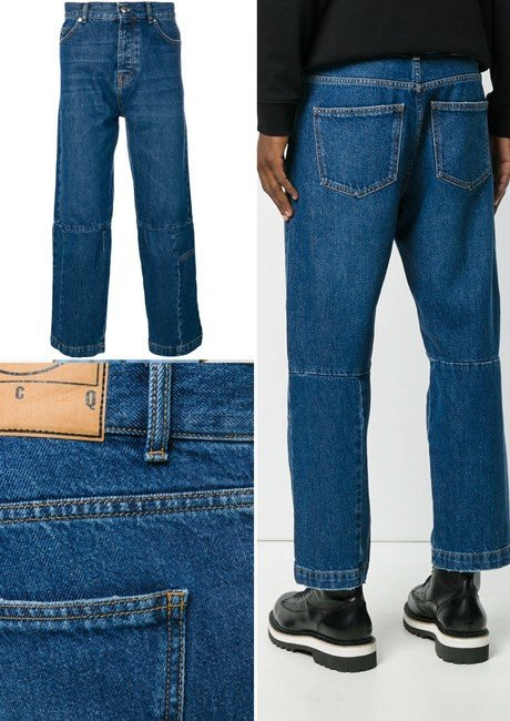 MCQ ALEXANDER MCQUEEN relaxed-fit jeans