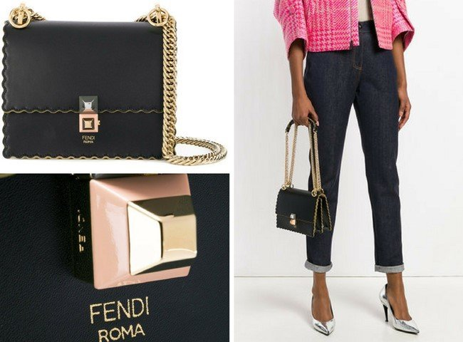 FENDI Small Kan I bag