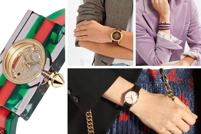 Top 5 Awesome Gucci Watches for Women