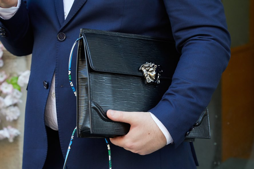 0213b905d5264b Best Men s Designer Clutch Bags That Are Worth Your Investment in 2019