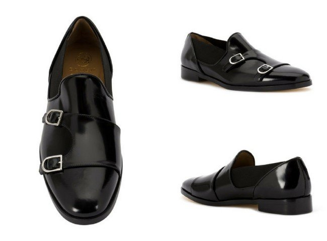 EDHEN MILANO monk loafers
