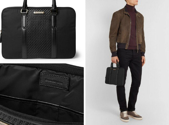 56909668b9a Best-selling Black Totes, Duffles, Briefcases & Messenger Bags for Men