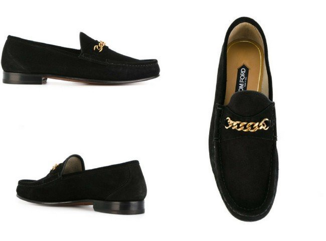 TOM FORD York loafers