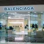 Balenciaga Boutique in Hongkong