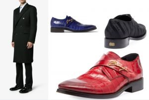 5 Best Selling Balenciaga Monk Shoes And Loafers in 2018