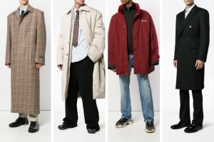 Top 6 Supremely Classy Balenciaga Coats for the Masculine Souls