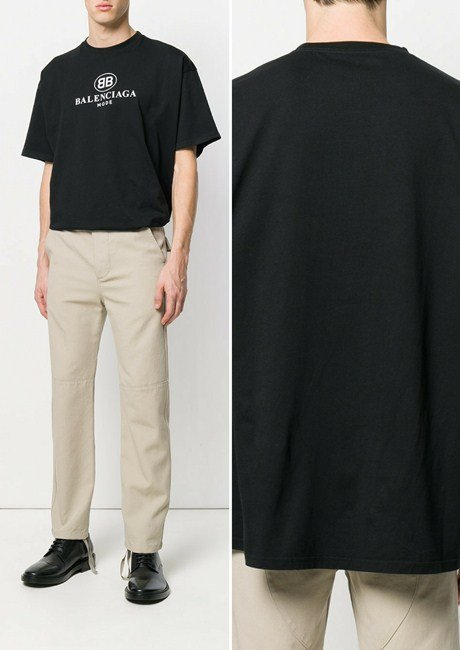 d0402b1e755e Top 8 Best-selling and Most Popular Balenciaga Men's T-shirts in 2018