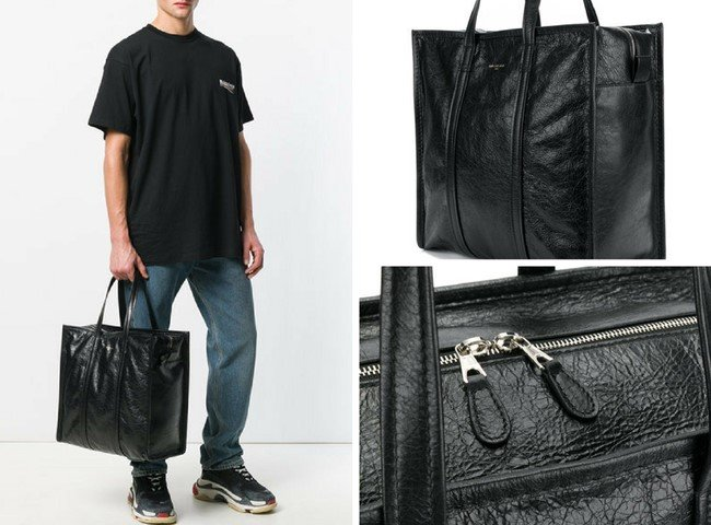 official photos select for genuine limited sale Top 7 Best-selling Balenciaga Tote Bags for Men in 2018