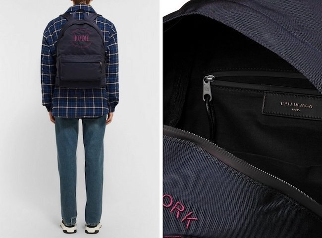 2cb236b24fe7 Top 9 Minimalist Balenciaga Men s Backpacks in 2018