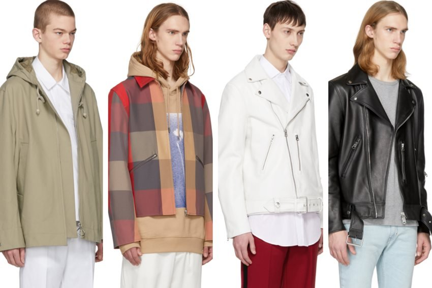 Top 13 Best-selling Acne Studio Jackets and Coats for Men