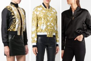 11 Extremely Gorgeous Versace Jackets for Women