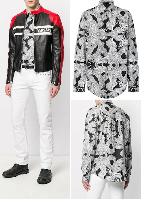 a0e7ed5b6 Best-selling Versace Menswear Collection in 2018