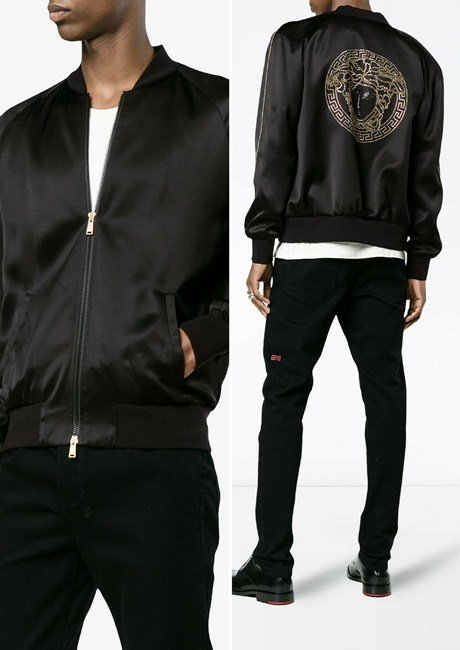 e628a0745 Best-selling Versace Menswear Collection in 2018