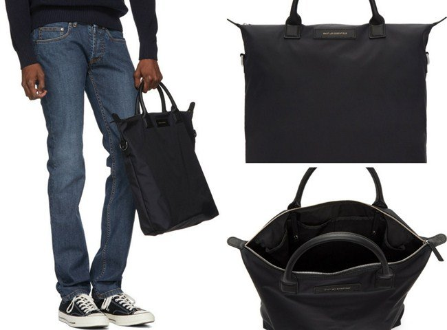 Want Les Essentiels Black O'Hare Tote