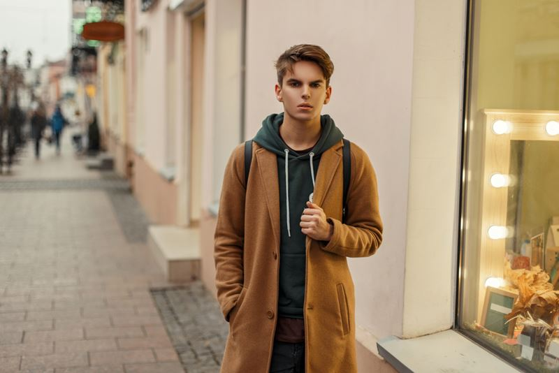 9 Branded Designer Coats to Protect Your Teen Boy this Cold Season