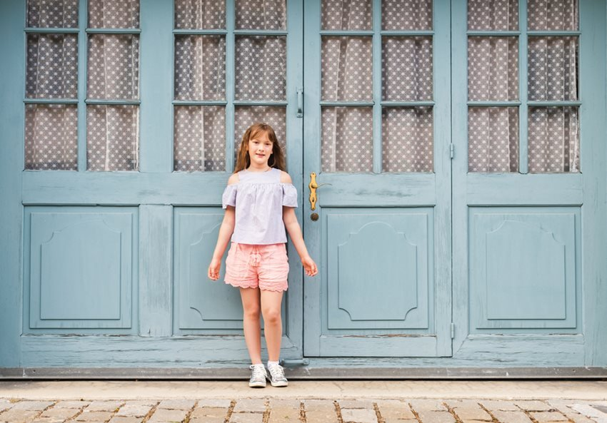 8 Extremely Cute Casual Designer Shorts for Girls (2 to 12 years)
