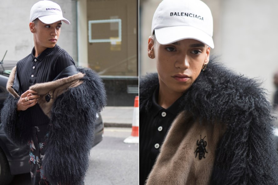Top 8 Most Popular Balenciaga Men s Caps in 2018 4a5bc951198