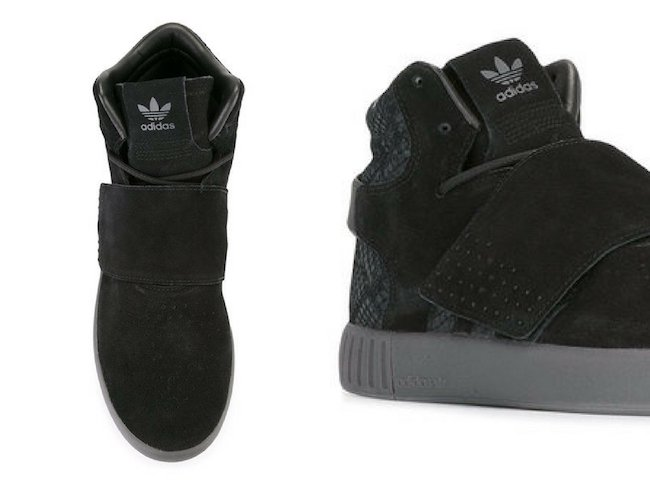 ADIDAS strap trainers