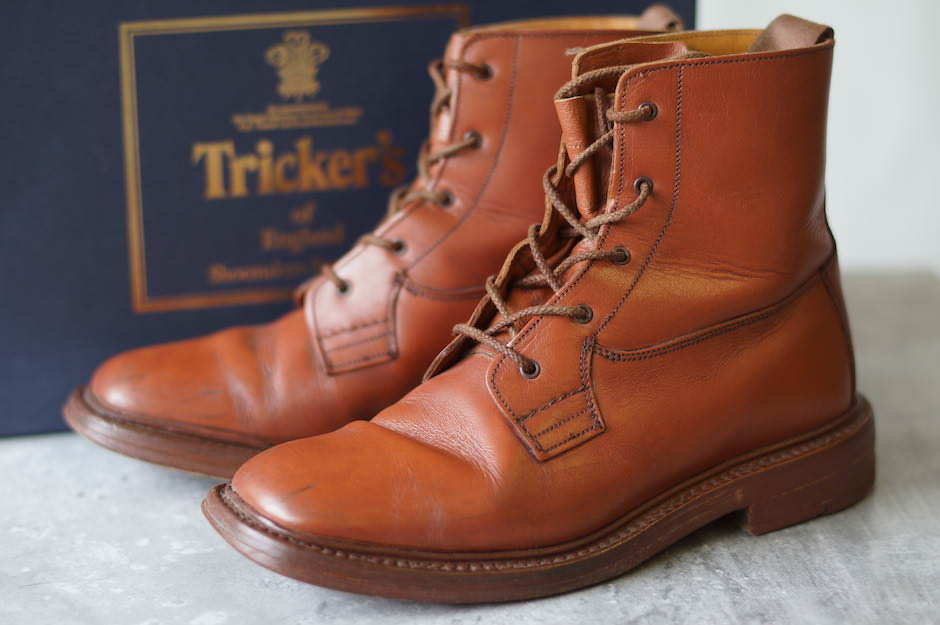 Tricker's Boots