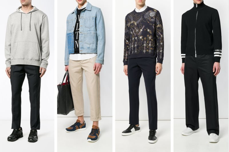 20 Extremely Stylish Men's Valentino Sweaters in 2018