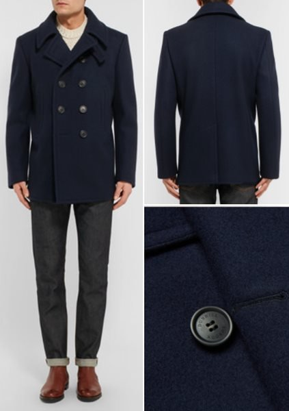 Dunhill's Peacoat