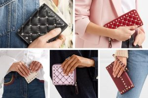 Store Your Cash and Valuables with These 16 Valentino Women's Wallets