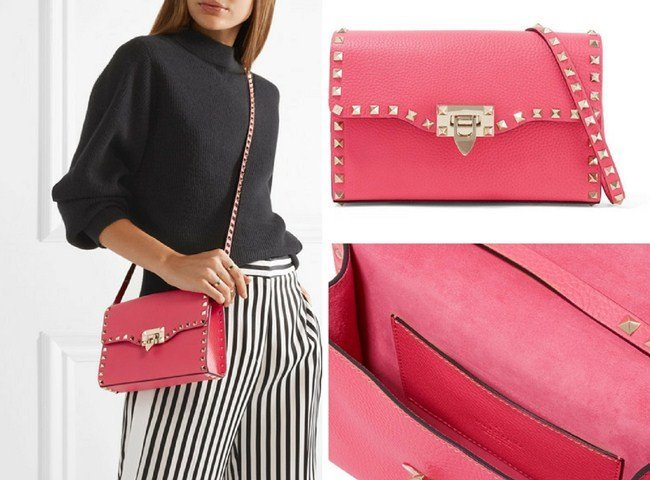 6ff145203727 26 Fashionable Valentino Shoulder Bags That Will Never Go Out of Style