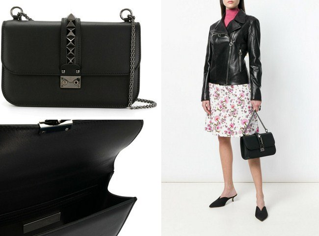 6e334a67649 26 Fashionable Valentino Shoulder Bags That Will Never Go Out of Style