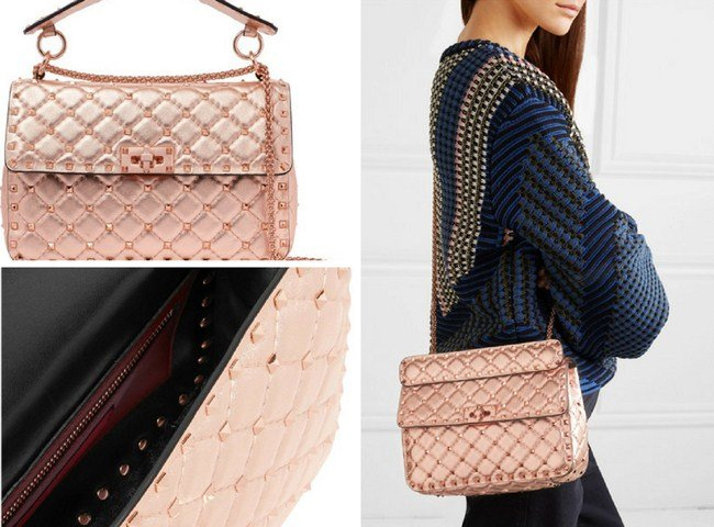 83b75cd305 26 Fashionable Valentino Shoulder Bags That Will Never Go Out of Style