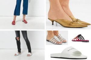 Top 10 Balenciaga Sandals and Mules for Women - New Trend in 2018
