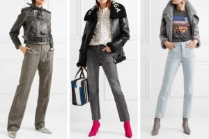 8 Balenciaga Women's Leather Jackets that Look Extremely Badass