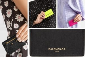 7 Most Modern Balenciaga Cardholders for Both Men and Women