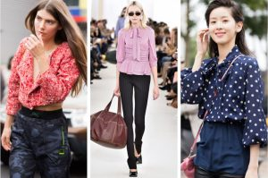 16 Extremely Gorgeous Balenciaga Blouses and Tops for Women