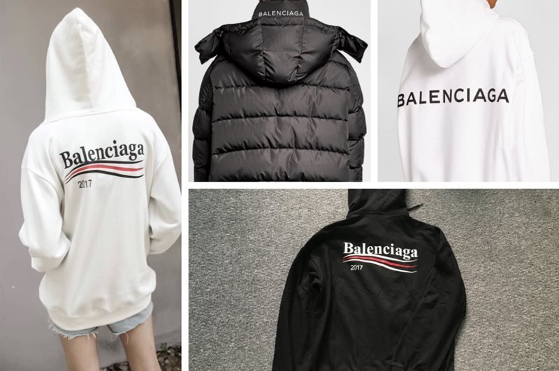 Top 13 Most Fashionable Balenciaga Women's Hoodies