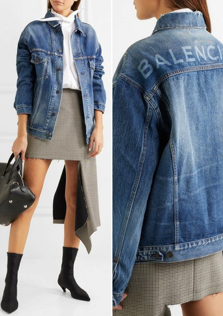 7993d757cc3ce Our Favorite Best-selling Balenciaga Jackets   Coats for Women in 2018