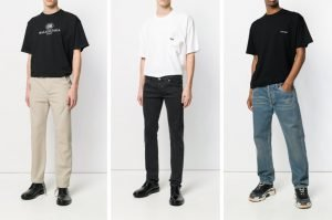 Top 8 Best-selling and Most Popular Balenciaga Men's T-shirts